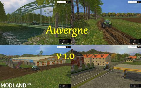 la da ls uk auvergne map v 1 0 mod for farming simulator 2015 15