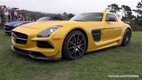 The insanity concludes soon with the 2015. Mercedes-Benz SLS AMG Black Series + SLS AMG GT + 2x SLS AMG GT Roadster - YouTube