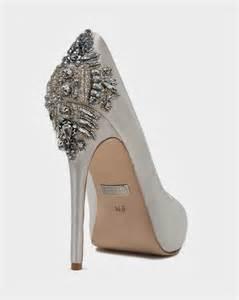 badgley mischka bridal shoes the magazine - Wedding Shoes Badgley Mischka