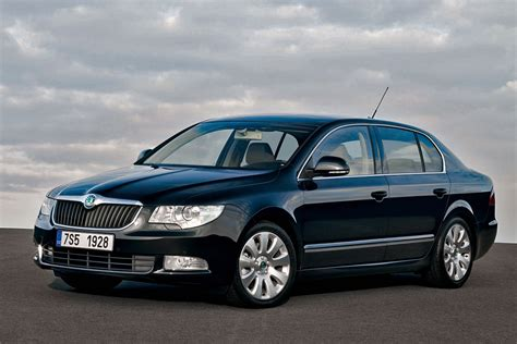 Skoda Superb Named Car of the Year 2009 In 8 Countries ...