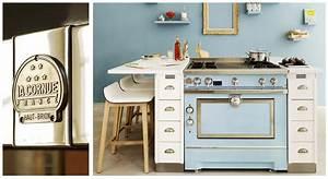 La Petite Cuisine : la cornue un mini ilot pour ma petite cuisine ~ Melissatoandfro.com Idées de Décoration