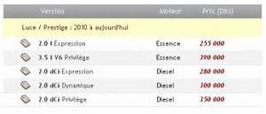 Inscription Code De La Route Prix : les prix de renault latitude au maroc code de la route au maroc 2018 ~ Maxctalentgroup.com Avis de Voitures