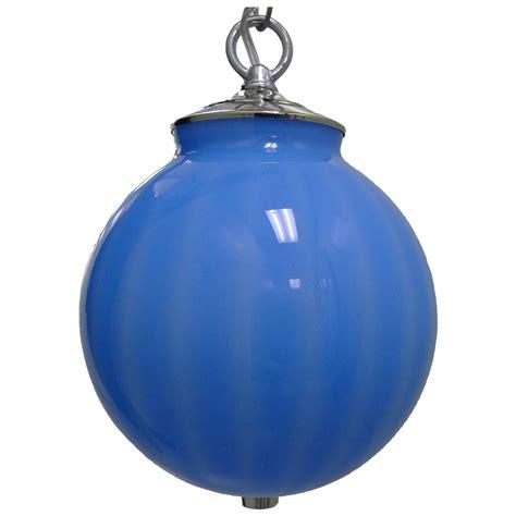 round glass pendant light mid century murano round glass pendant light for sale at