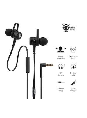 paytmmall buy ant audio earphones at flat 30 cashback