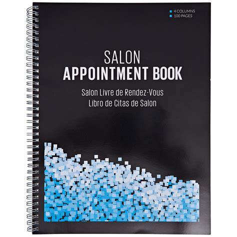 sally column salon appointment books sally beauty