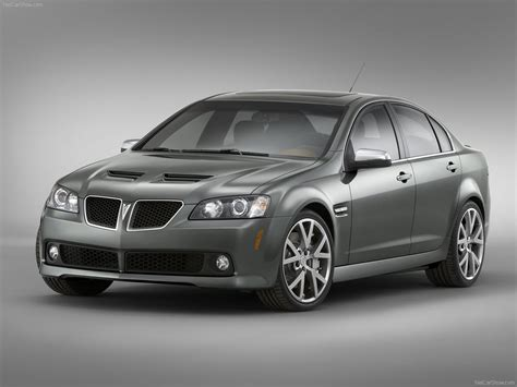 Pontiac G8 Gt Show Car 2008 Pictures Information And Specs