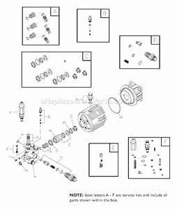 Karcher 3000 Psi Pressure Washer Parts Diagram
