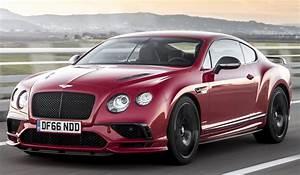 Bentley Continental Supersports : 2017 bentley continental supersports overview cargurus ~ Medecine-chirurgie-esthetiques.com Avis de Voitures