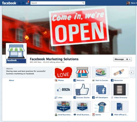 Marketing Solutions - the new business timeline pages what s missing