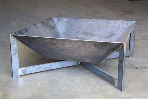 Iron Fire Pits Rustique