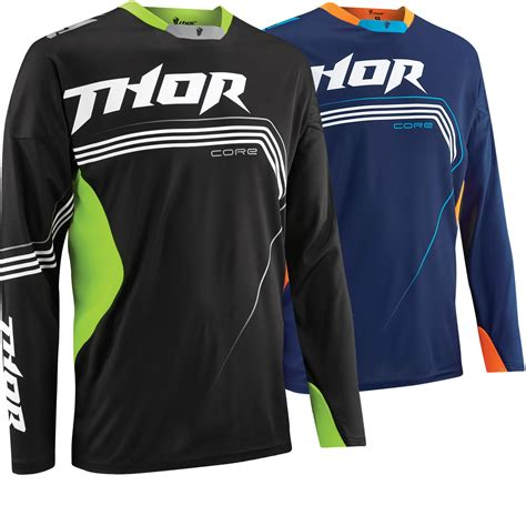 thor motocross jersey thor core 2015 bend motocross jersey clearance