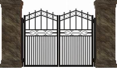 Fence Stone Brick Fences Commercial