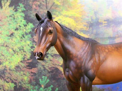 matriarch horse resin painted ranch