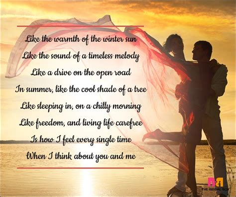 Most Romantic Love Poems for Him