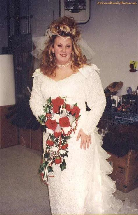 9 of the Tackiest and Ugliest Wedding Dresses | Babble