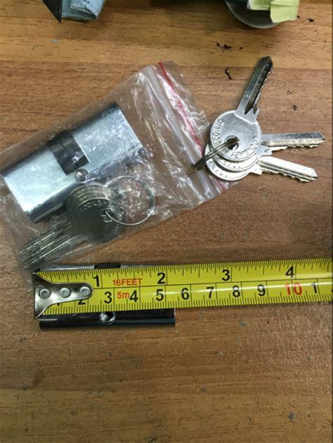 Jual Silinder Kunci Pintu jual silinder kunci pintu alumunium di lapak acha zetta