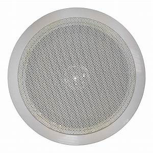 Pulse 6 100v 6w Ceiling Speaker  White