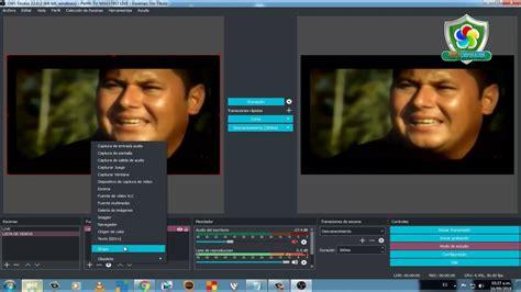 OBS STUDIOS 22.0.2 Fuente video VLC Y lista de ...
