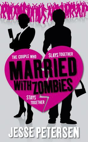 married  zombies living   dead   jesse