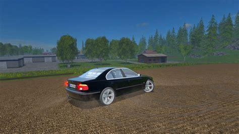 Mod Bmw Farming Simulator 2015 by Bmw E39 Series 5 V 1 0 For Ls15 Farming Simulator 2015