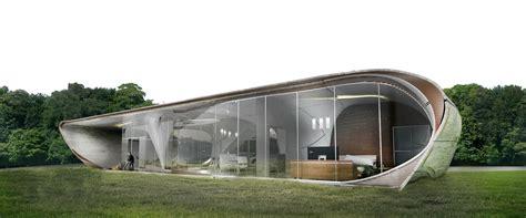 bureau master freeform 3d printed house watg arch2o com