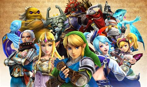 Hyrule Warriors Definitive Edition How To Unlock All