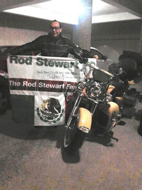 Rod Stewart Fan Club Fan Pics 2