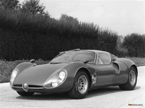 Alfa Romeo Stradale Wallpaper by Alfa Romeo Tipo 33 Stradale Prototipo 1967 Wallpapers