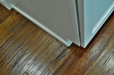 kitchen floor trim another kitchen project done loving here 1681