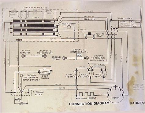 heating element wiring diagram for amana ned7200tw 50