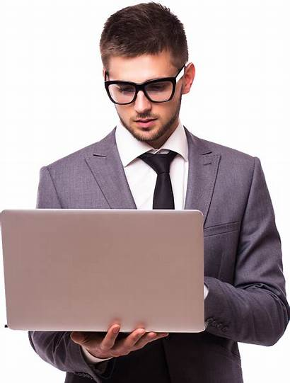 Laptop Businessman Galtronics Mobile Solutions Trading Engineers