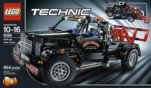 Lego Technic Pick Up : lego technic pick up tow truck 9395 import it all ~ Jslefanu.com Haus und Dekorationen