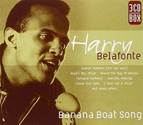 Banana Boat Harry Belafonte Lyrics by Harry Belafonte Banana Boat Song Album Zortam