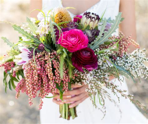 Koru Wedding Style Bridal Bouquets All Things Boho