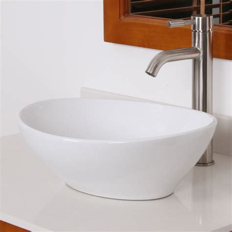 F371023SN ELITE Satin Nickel Single Handle Bathroom Sink