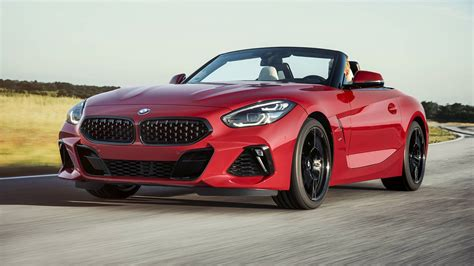 2019 Bmw Z4 M40i First Edition Gets The New Z4 Rolling