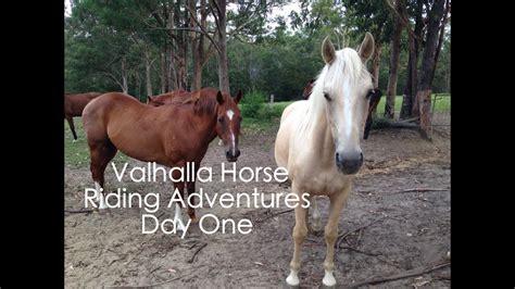 horse valhalla riding adventures