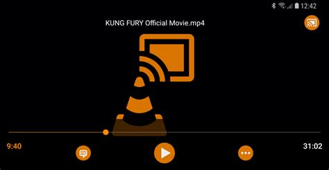 vlc s update is finally available for complete with chromecast support bgr