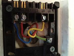 Replacing A Room Thermostat