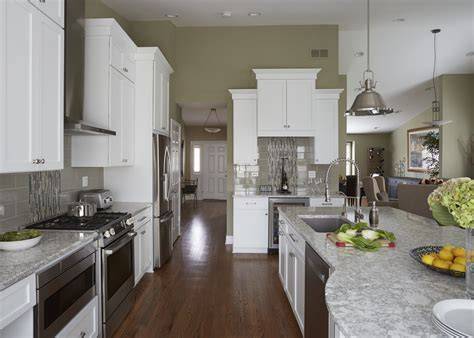 open  closed kitchen layouts