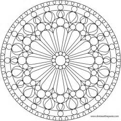Free Mandalas Coloring Pages for Kids