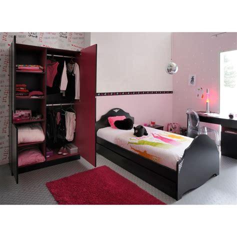 chambre ado fille et noir chambre ado fille violet noir
