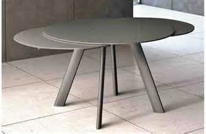 Table De Jardin Ronde Avec Rallonge by Table Ronde Avec Rallonge Design