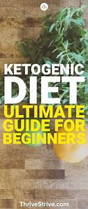 Ketogenic Diet  The Ultimate Guide For Beginners