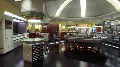 Tardis Interior Custom Concept Background Doctor Updated