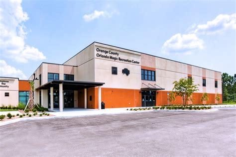 orange county orlando magic recreation centers turner