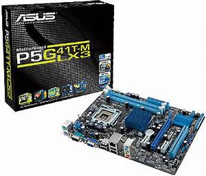 Asus P5g41t-m Lx3 Motherboard