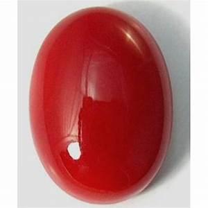 Munga-Coral Gemstone-Ring And Pendent -MRP Price - 5 1/4 ...