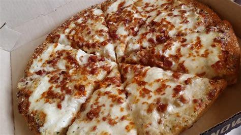 bacon white sauce garlic parm pizza yelp