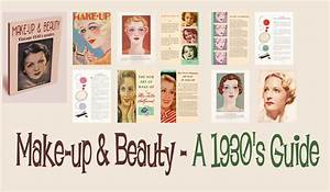 1930s Makeup and Beauty guides – Video preview | vintage ...